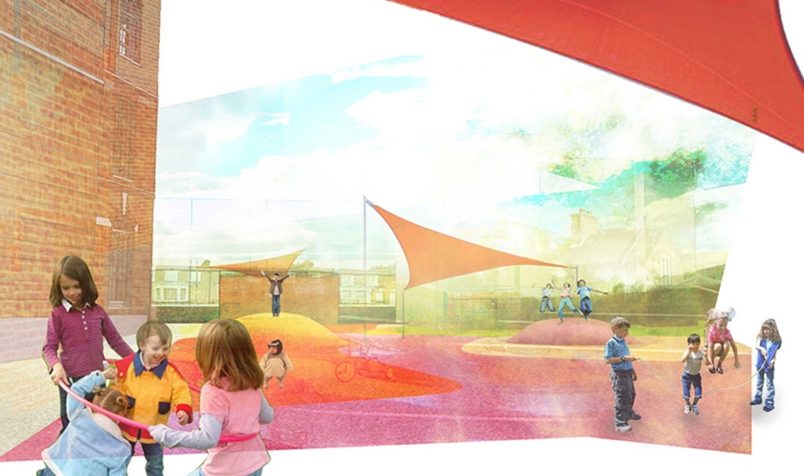Hatcham Temple Grove Primary School Visual