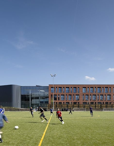 Oldham Academy North Front