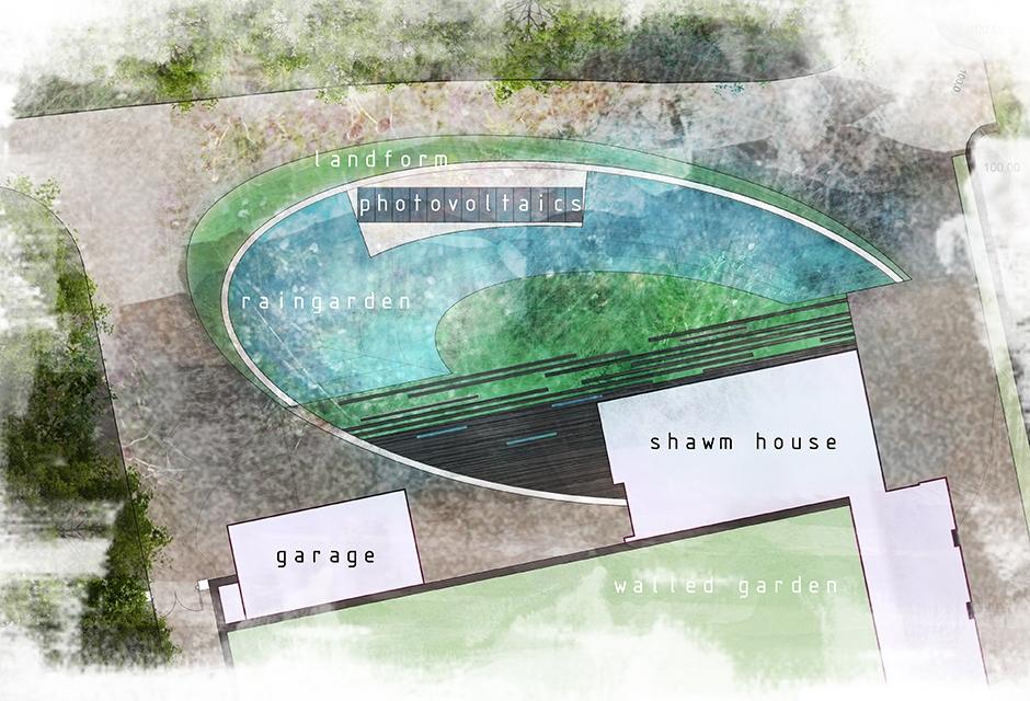 Shawm House Prop