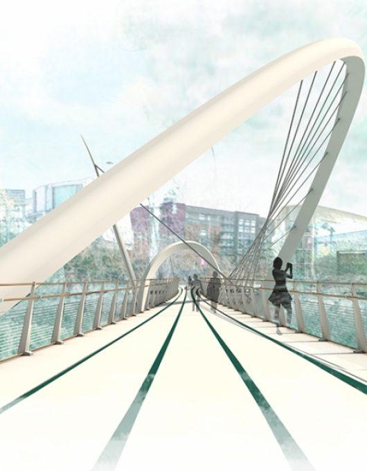 Salford Meadows Bridge Concept