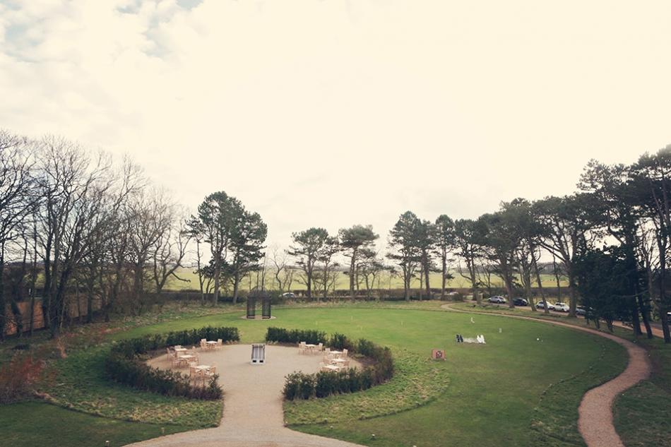 Newton Hall Garden