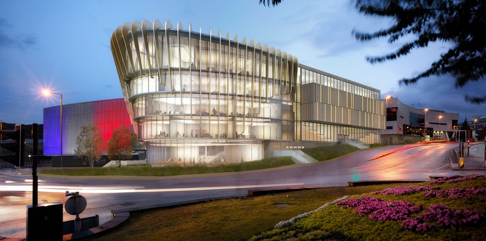 University of Huddersfield - Oastler Building