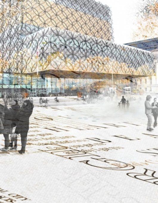RIBA Centenary Square Concept