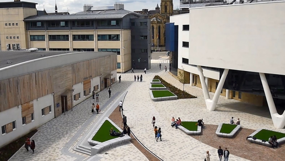 Oobe ltd landscape architecture newcastle upon tyne for Award winning landscape architects