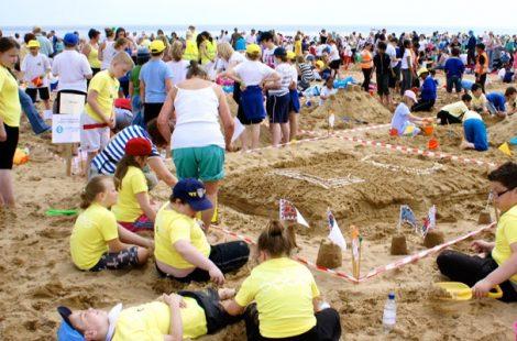 Sandcastle Challenge 2013