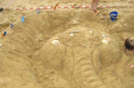 Sandcastle Detail