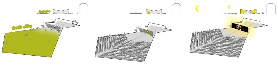 X Theatre Concept